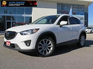 2014 Mazda CX-5 GT/AWD/LEATHER/BOSE