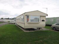 static caravan at mablethorpe non rental site willerby bermuda 3 bed 8 birth d/gazed c/heating