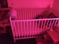 Toddlers cot