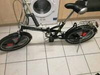"Folding bike 20"" inch Wheels"