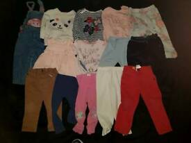 Bundle of Girls 18-24m Clothes