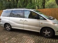 One owner driven, low mileage Toyota Previa for sale