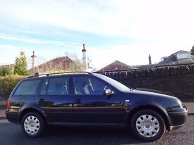 SPRING/SUMMER SALE! (2005) VW GOLF 1.9 TDi SE 130 Diesel AUTOMATIC Estate FREE DELIVERY/MOT/TAX/FUEL