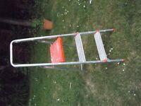 small step ladder