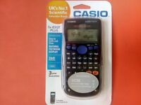 Casio scientific calculator fx-83GT NEW