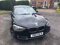 2013 BMW 1 SERIES 116I SPORT 5 DOOR