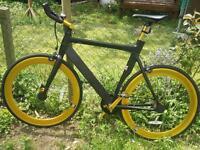 No Logo bike