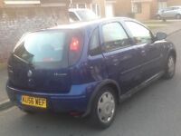 Vauxhall 2006 corsa 1.4 tiwnport 10months mot Full Service History EXCELLENT DRIVE