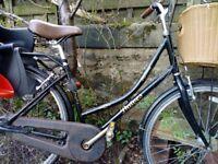 Beautiful vintage style women's bike