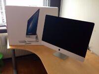 iMac (27-inch, Late 2013) 3.5 GHz Intel Core i7. 1TB HDD. 8 GB 1600 MHz DDR3