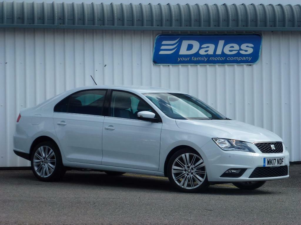 seat toledo 1 6 tdi 115 style advanced 5dr white 2017 in newquay cornwall gumtree. Black Bedroom Furniture Sets. Home Design Ideas