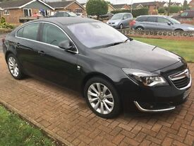 Bi-Turbo Vauxhall Insignia Elite - Exquisite Condition - Must be seen, Taxed Nov 17, New Front Discs