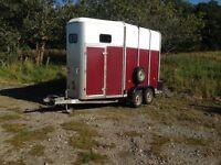 Ifor Williams 510 horse trailer