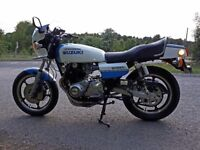 "Suzuki GS1000S ""Wes Cooley"" Reduced to sell."