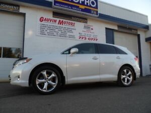 2009 Toyota Venza Base V6 LEATHER PANO ROOF