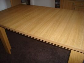 6 SEATER DINING TABLE,