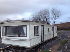 Atlas Statesman Static Caravan. 36 x 12. Three Bedroom.