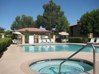 Palm Springs, California 3 Bedroom Condo, Newly renovated