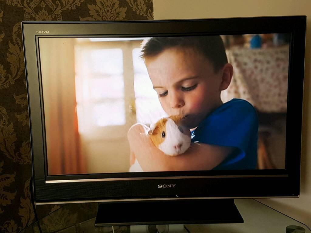 Sony Bravia 32inch tv