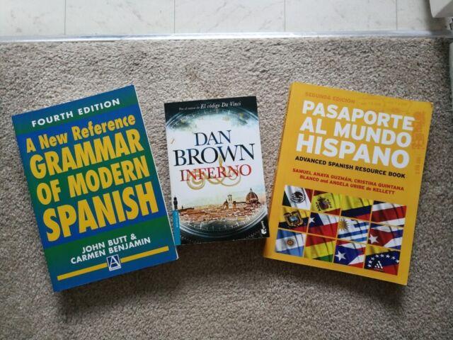 Spanish language books | in Crosby, Merseyside | Gumtree
