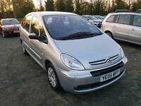Citreon xsara Picasso desire 1.6L 2005 low mileage long mot Full service excellent condition