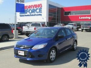 2012 Ford Focus S Five Passenger, 2.0L Gas, Front Wheel Drive