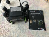 Salamander CT50XTRA Twin Positive Shower Pump 1.5 Bar