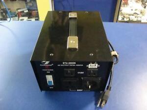 Transformateur portatif 110/220v
