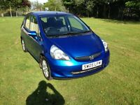 Honda Jazz 66000 Miles FSH Top of Range model