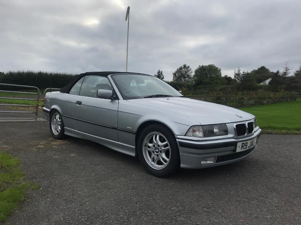BMW I Convertible E In Castlereagh Belfast Gumtree - 1997 bmw 328i convertible