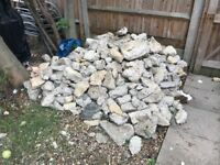 Builders rubble/hardcore
