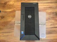 Dell PowerEdge T20 Tower Server Pentium G3220 3GHz 8GB RAM 500GB + 1TB HDD Windows 10