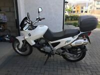 BMW F650, New rear tyre, New chain, 12800 miles.