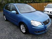 Volkswagen Polo 2007, 1.2, Full service history, 1 previous owner.