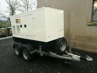 80kVa Generator Diesel