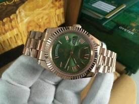 Rolex Day Date Rose gold