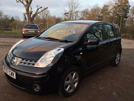 Nissan Note 1.6 petrol 12 months mot !!!!