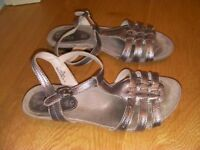 M&S Footglove Sandals