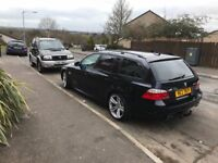 BMW 530d msport touring 2006 show room condition