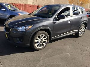 2014 Mazda CX-5 GT, Automatic, Navigation, Leather, Sunroof, AWD