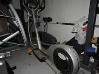 Cross Trainer, Treadmill, Cycle Machine & Other Gym Equipment