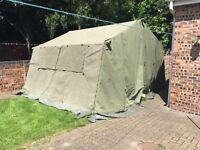 Northeast military tent hire