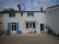 Fully renovated stone built house in France