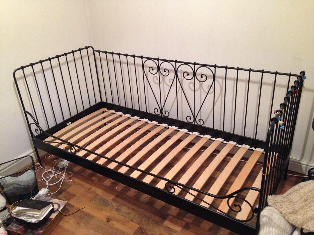 24 amazing metal daybed ikea lentine marine 5248. Black Bedroom Furniture Sets. Home Design Ideas