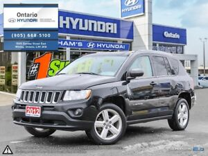 2012 Jeep Compass Limited 4x4