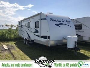 2012 Shadow Cruiser 260 BHS