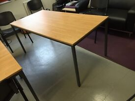 2 Office Tables £30 each or offers welcome