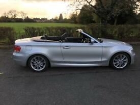 bmw 120 convertible full sytner service history