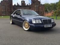 Mercedes e220 w124 pillerless coupe