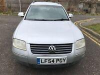 2004 Volkswagen Passat 1.9 TDI PD Highline 4dr @07445775115 6 Months Warranty Included